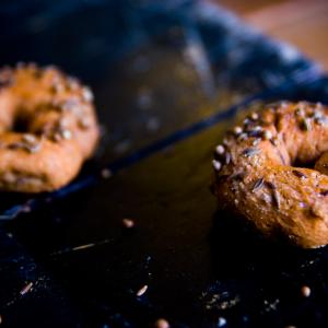 עוגיות עבדי מקמח עדשים