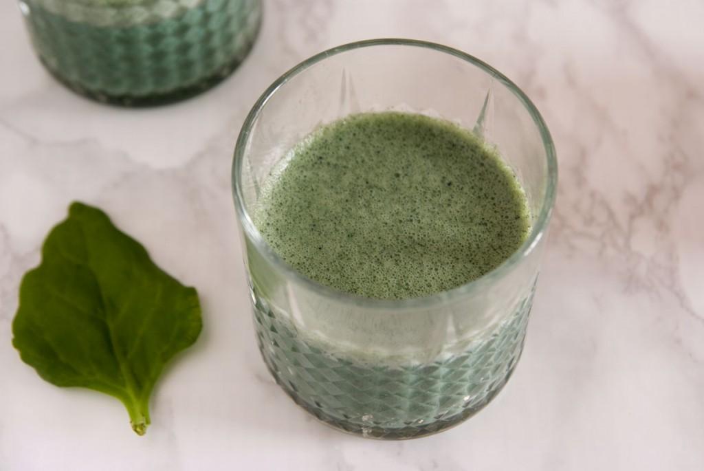 שייק חלבון טבעוני טופו ספרולינה