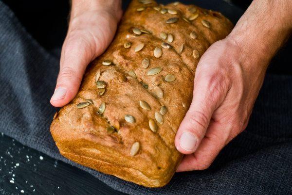 מתכון ללחם כוסמין מלא