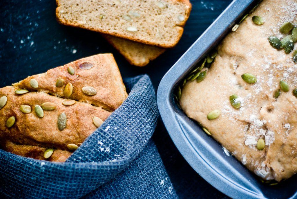 מתכון מלחם כוסמין מלא
