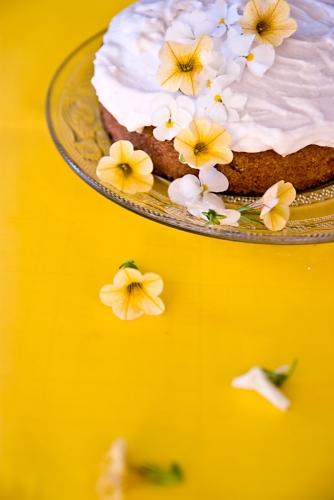 עוגת גבינה טבעונית לשבועות