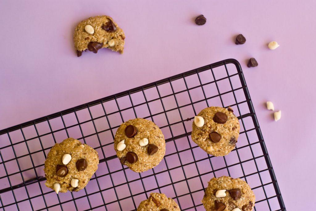 עוגיות שוקולד צ'יפס טבעוניות