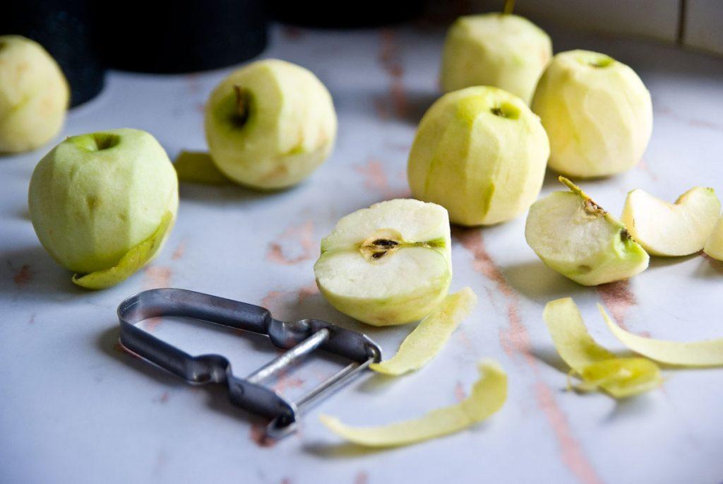 מאפינס תפוחים
