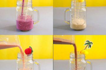 שייק חלבון טבעוני